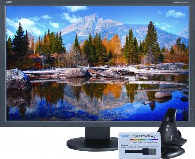 NEC MultiSync EA304WMi-BK-SV