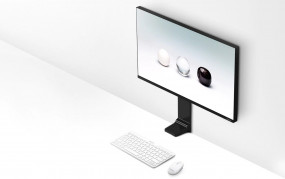 Samsung Space SR75 32-inch Stilish and Minimal 4K Monitor Price Gets Reduced to $350