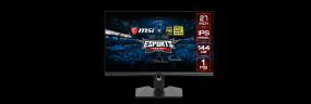 The E-Sports MSI Optix MAG274R Gaming Monitor Officially Presented Today