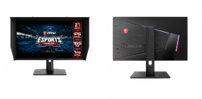 MSI posts info about the Optix PAG272QR2, new 1440p gaming monitor with 165hz variable refresh rate